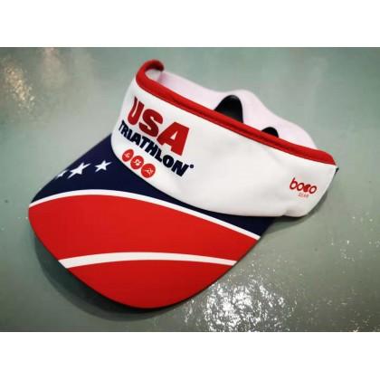 USA Triathlon Boco Gear 360° Visor