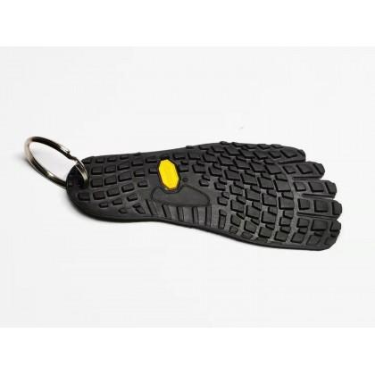 Vibram Keychain/Luggage Tag - Spyridon