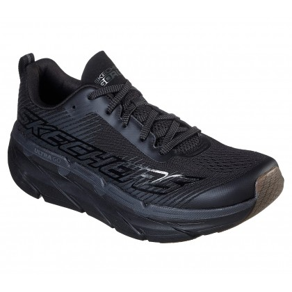 SKECHERS MAX CUSHIONING PREMIER - EXPRESSIVE (BLACK)
