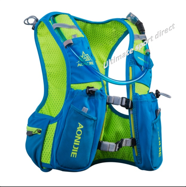 Aonijie WindRunner 10L Hydration Race Pack Vest Backpack with water Bl