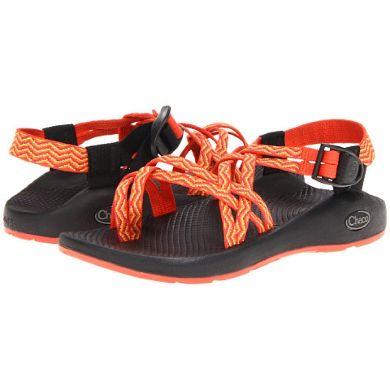 Chaco ZX2 Yampa Rainbow Sandals for Women, Size 7. ‹ ›