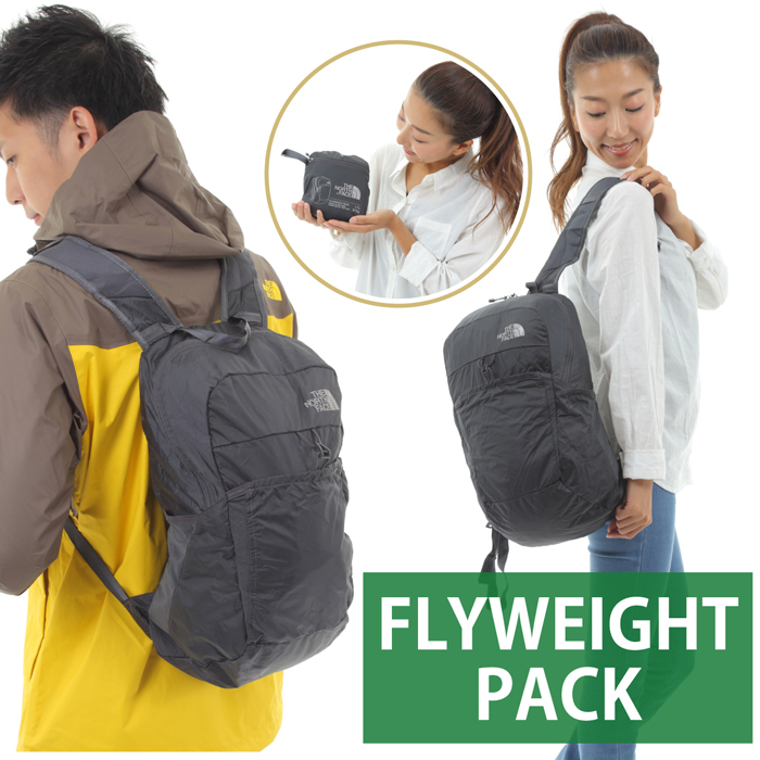 ed712cbe2 The North Face Flyweight Pack